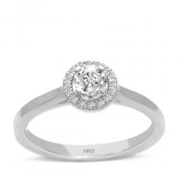 Diamant Wunder Verlobungsring