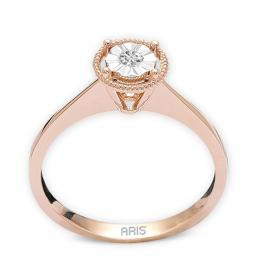 0,05 ct Diamant Fantasie Ring