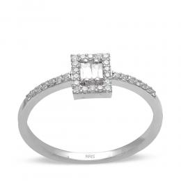 Diamant Trendıge Ring