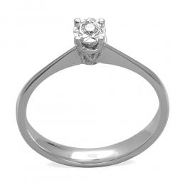 Diamant Solitaire Ring