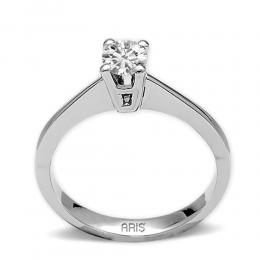 Ct. 0,30 Diamant Solitaire Ring
