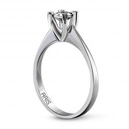 0,05 ct Diamant Miracle Solitärring