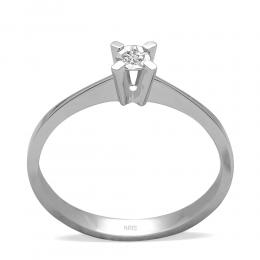 0,03 Ct Solitaire Ring